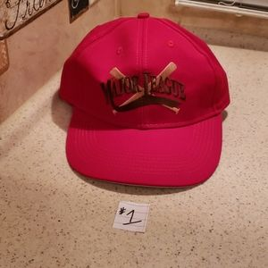 Major League Made in America red hat